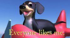 Dog of Wisdom by joe